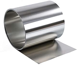 304 不锈钢箔片 带材 薄片 精细垫片板 工业原材料 金属加工辊,0.50X100X1000mm
