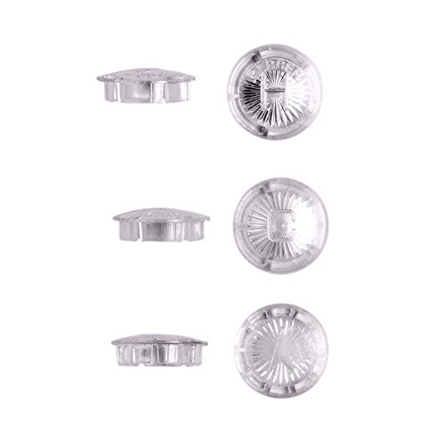 Danco 80674 Index Buttons for Gerber, Acrylic, Pack of 1, White