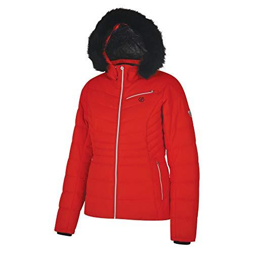 Dare 2b vrouwen Glamorize waterdicht & ademend hoge Loft geïsoleerde ski & snowboard jas