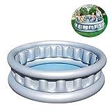 Inflatable Pools,Water Storage Capacity 512 Liters PVC Inflatable Bathtub Paddling Pools 152 *