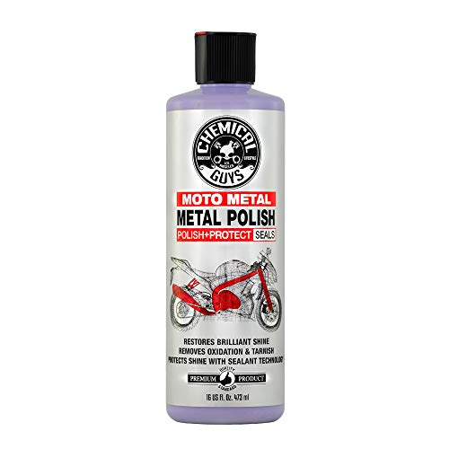 Best motorcycle Chrome Cleaner