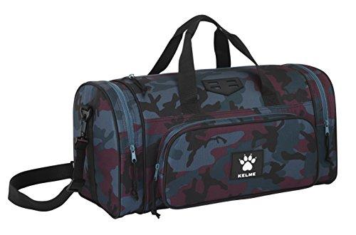 Kelme - Bolsa de Deporte/Viaje con diseño Camuflaje, 55 x 26 x 27 cm (SAFTA 711503150)