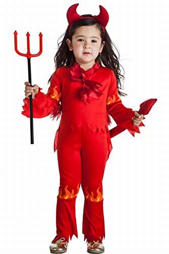 Car&Gus Disfraz de Demonia para niña