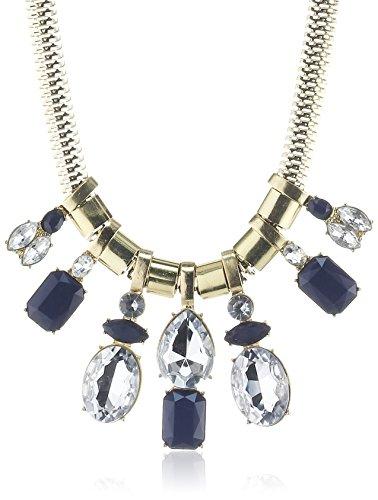 PIECES Damen-Halskette Metall DELAYNEY 17053001 Goldcolor