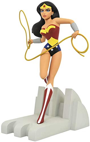 DC Premier Collection Statue Wonder Woman (Justice League Animated) 30 cm