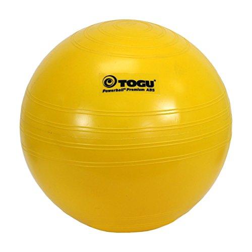 "TOGU Powerball Premium ABS, 18\"", Gelb (18 Zoll), 1"