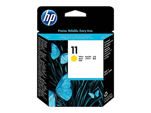 HP original - HP - Hewlett Packard DesignJet 500 Plus 24 Inch (11 / C 4813 A) - Druckkopf gelb - 24.000 Seiten - 8ml