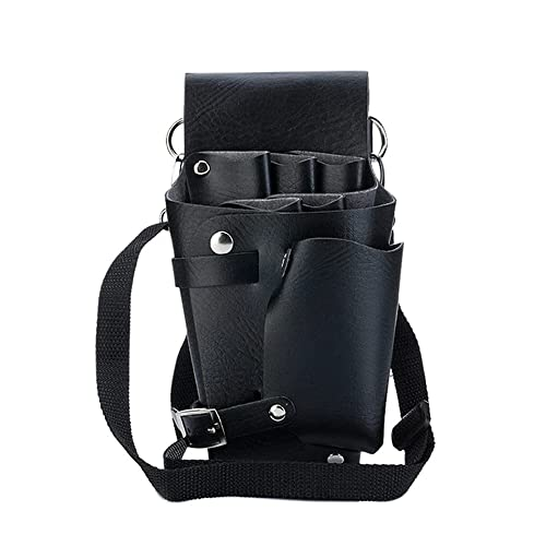 N / B Waist Belt Bag Professional Tool Pouch, Salon Stylist Hairdressing...