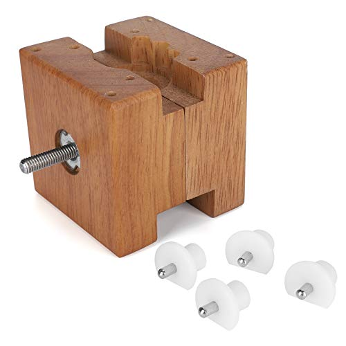 Soporte de movimiento de reloj, herramienta de reparación de relojero, abridor de accesorios removedor de cierre de caja trasera ajustable prensa para relojeros o uso doméstico