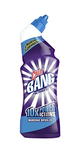 Cillit Bang WC PowerGel Manchas Difíciles - 700 ml