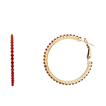 Best red studded earrings Reviews