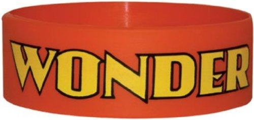 Pulsera de goma con logotipo de mujer marav