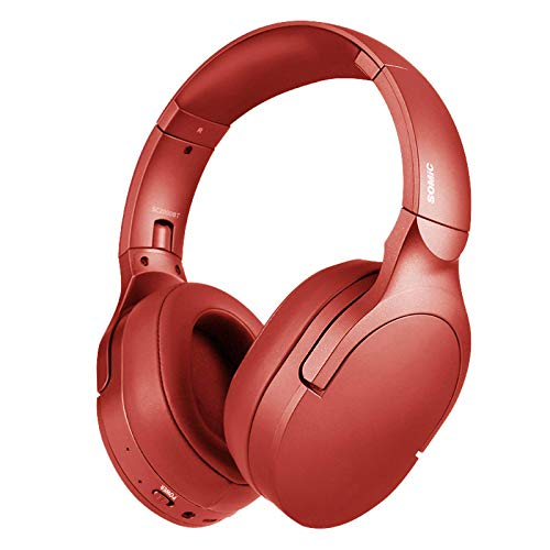 ZZMY Auriculares Bluetooth Inalámbricos 38H Tiempo de reproducción CVC8.0 Reducción de ruido Auriculares con sonido certificado HiRes Cómodos de usar