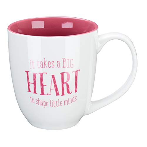 Christian Art Gifts Inspirationelle Kaffeetasse für Lehrer
