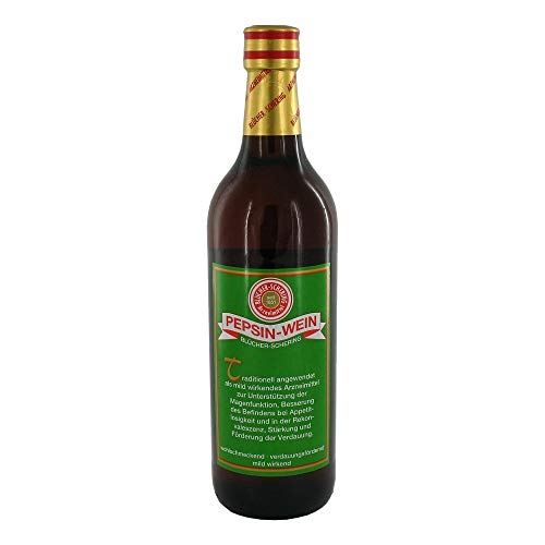 PEPSINWEIN Bluecher Schering,700 ml