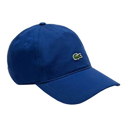Lacoste RK4863 Herren Baseball Cap,Männer Schirmmütze,Baseball Mütze,Kappe,Captain(X0U),One Size (TU)