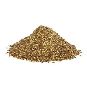 Semillas de Linaza Trituradas 100% en Pack de 1 kg | Semillas de Cereal Marrón Molidas | Ideal para tomar en Cucharadas y Recetas | De Origen Natural | Apta para Vegetarianos Y Veganos | Dorimed