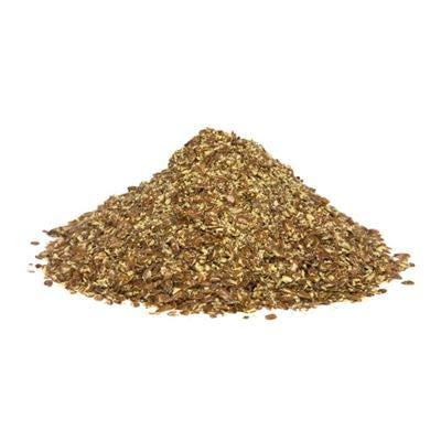 Semillas de linaza, trituradas 1 Kg.