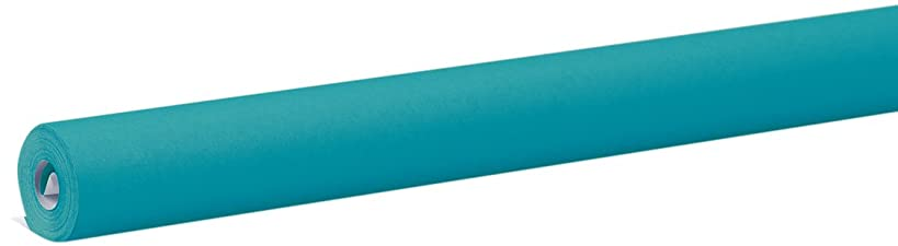 Pacon Fadeless Sulphite Acid-Free Art Paper Roll, 50 lb, 24 in X 60 ft, Azure Blue