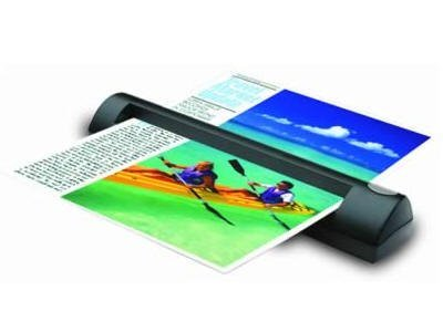 Purchase Visioneer Strobe XP 100 Portable Color Sheetfed Scanner USB Powered