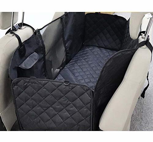 Wxlxl Auto Huisdier Mat Auto Huisdier, No-Skirt Design Auto Stoelen Covers voor Kleine & Grote Auto's, Suvs & Mpvs, 600D Oxford Huisdier Seat Cover, 137 * 147Cm