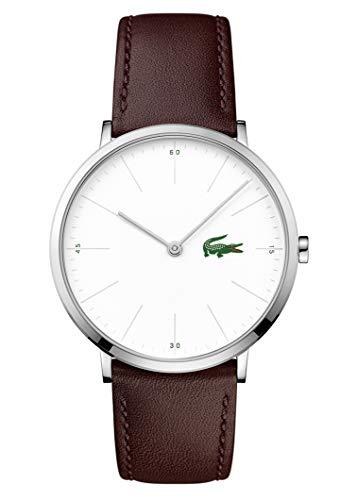 Lacoste Herren Quarz Uhr mit Armband 2010872