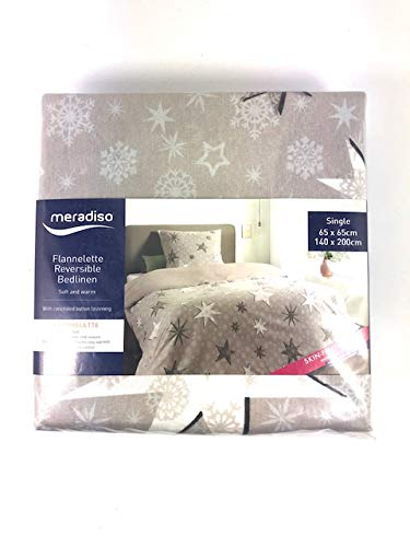 Meradiso Duvet and Pillow Set for Baby Bed Measures 100 x 135 cm and 40 x 60 cm
