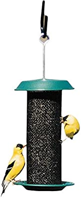 Amazon Com Woodlink Minimag2 Mini Magnum Nyjer Feeder Beige Brand Value Pet Bird Feeders Garden Outdoor