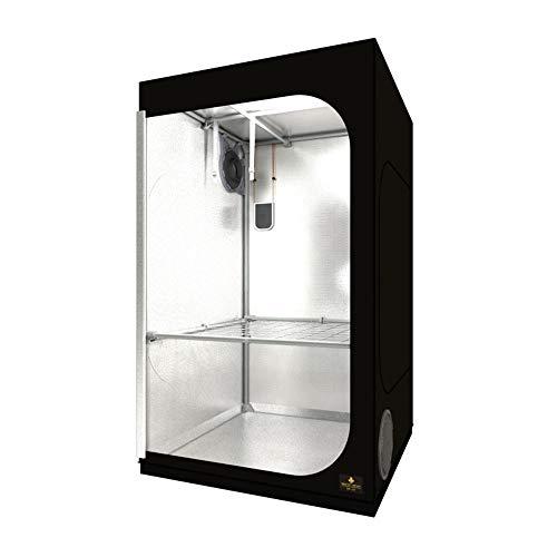 Imagen del productoArmario de cultivo Secret Jardin Dark Room 120x120x200cm (DR120 V4.0)