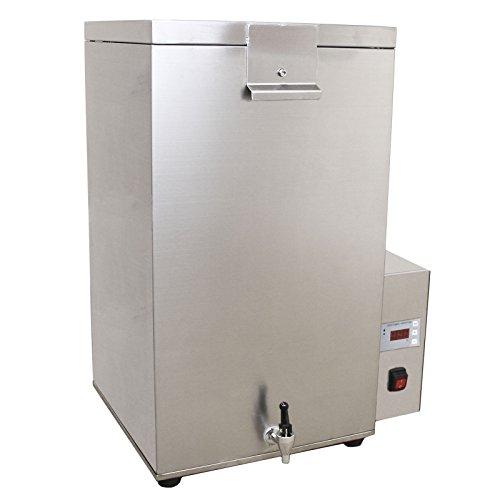 KuKoo 70 Liter Geflügel Brühmaschine Brühkessel Brühautomat Kochkessel Wasserkessel Geflügel-Bearbeitung Schlachtbedarf