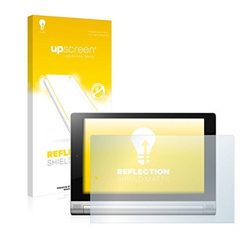upscreen Entspiegelungs-Schutzfolie kompatibel mit Lenovo Yoga Tablet 2 8.0 2-830F – Anti-Reflex Displayschutz-Folie Matt