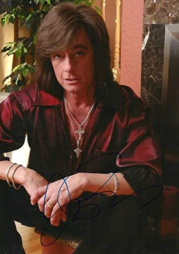 Joe Lynn Turner original Autogramm/Autograph/signiert