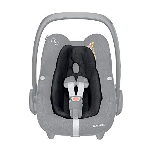 Maxi Cosi Sitzverkleinerer Inlay für Pebble Plus Nomad Black Exclusiv