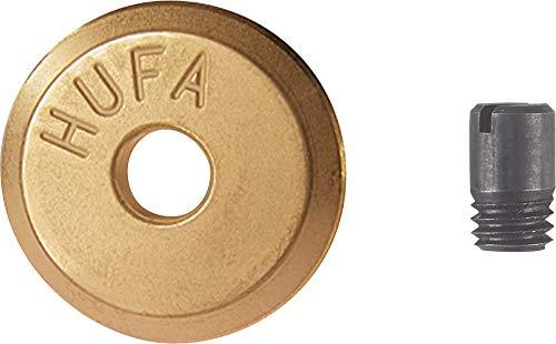 HUFA 9315 Schneidrad TiN HUFA-Werkzeug Onlineshop Rädchen Schneidrädchen 20mm + Achse Ersatzrädchen & Bolzen