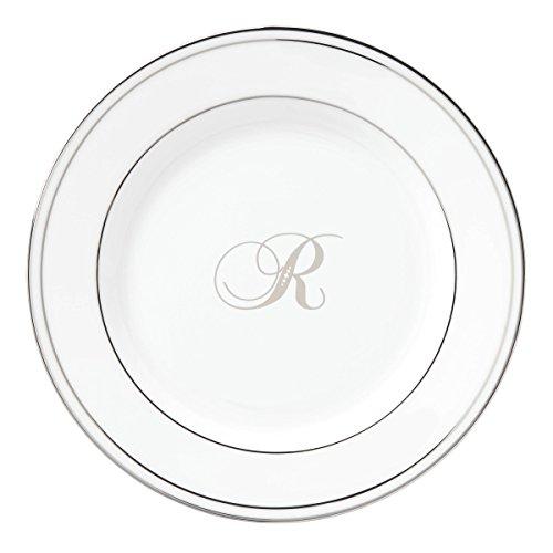 Lenox Federal Platinum Bread Plate