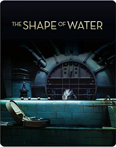 The Shape of Water Steelbook, Blu-ray, Zavvi exklusive, Uncut, Region B