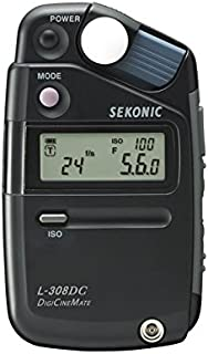 Discontinued Sekonic L-308DC Photographic Lightmeter, Replaced with Sekonic L-308DC-U