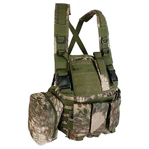 Tactical Vest Militärfeld Westen Security Guard Weste Einstellbare Atmungsaktive wasserdichte Für Außen