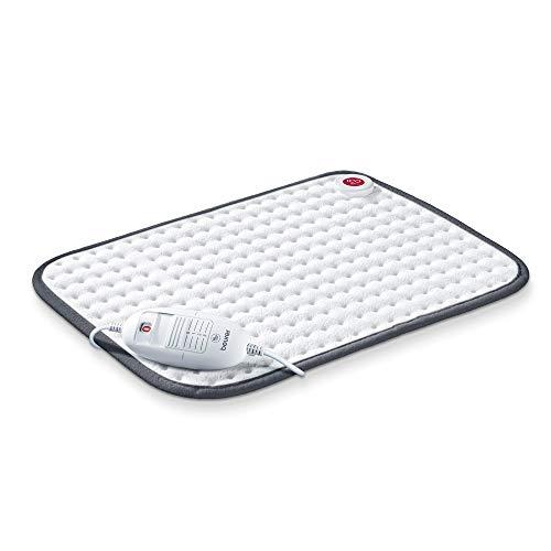 Beurer Heizkissen HK Limited Edition 2019, kuscheliges Wärmekissen mit 3 Temperaturstufen und Abschaltautomatik, maschinenwaschbar