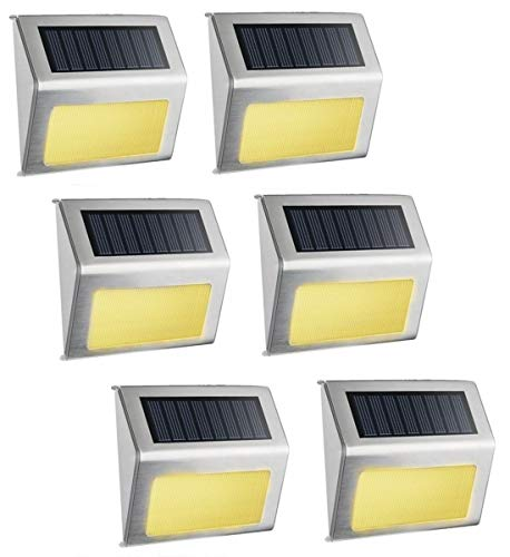 Warm White Solar Light