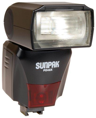 Sunpak PZ42X TTL Shoe Mount Flash (Sony)