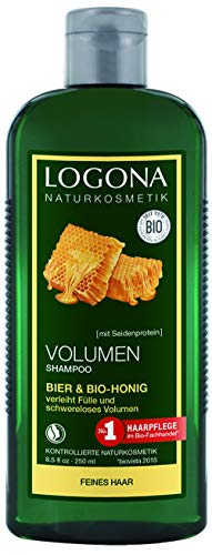 LOGONA(ロゴナ) ボリュームシャンプー・ ビール&はちみつ