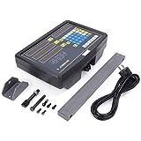 Kit de lectura digital, pantalla de escala de lectura JCS900-3AE 0~3020 mm DC5V 1m/s Codificador de fresadora TTL(Enchufe de la UE)