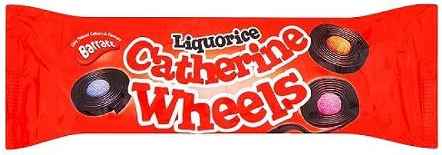Barratt Liquorice Catherine Wheels