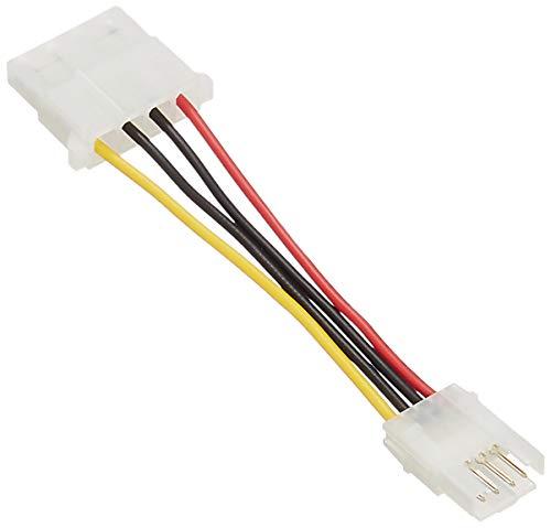 AINEX 電源変換ケーブル [ 6.5cm ] WA-081B