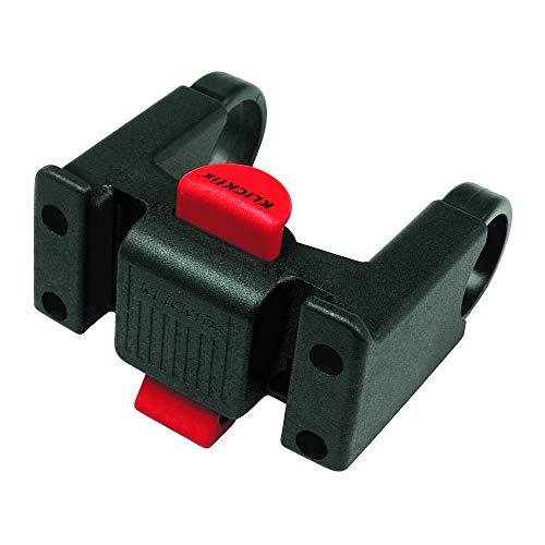 KlickFix Halterung für Korb vorne auf Kleiderbügel Durchmesser 22 – 26 mm (Preis pro Stück)