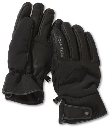 Bogner Fire + Ice Herren Handschuhe Logan, Black, 10