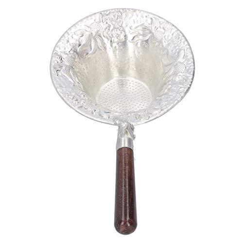 Tefilter, lätt att använda lös lövsil, korrosionsbeständighet hög temperaturbeständig (#1)
