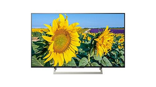 "Sony KD-49XF8096 - Televisor 49"" 4K HDR LED con Android TV (Motionflow XR 400 Hz, 4K X-Reality Pro, Pantalla TRILUMINOS, Wi-Fi), Negro"