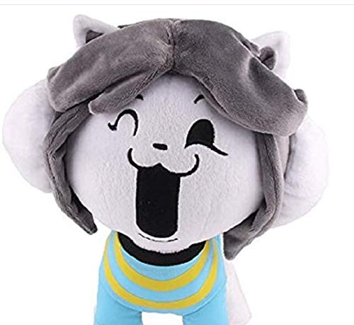 cvvbfgbfg Undertale Temmie Plush Soft and Colorful Sleep with This Pillow for Kids Birthday/Xmas Gift